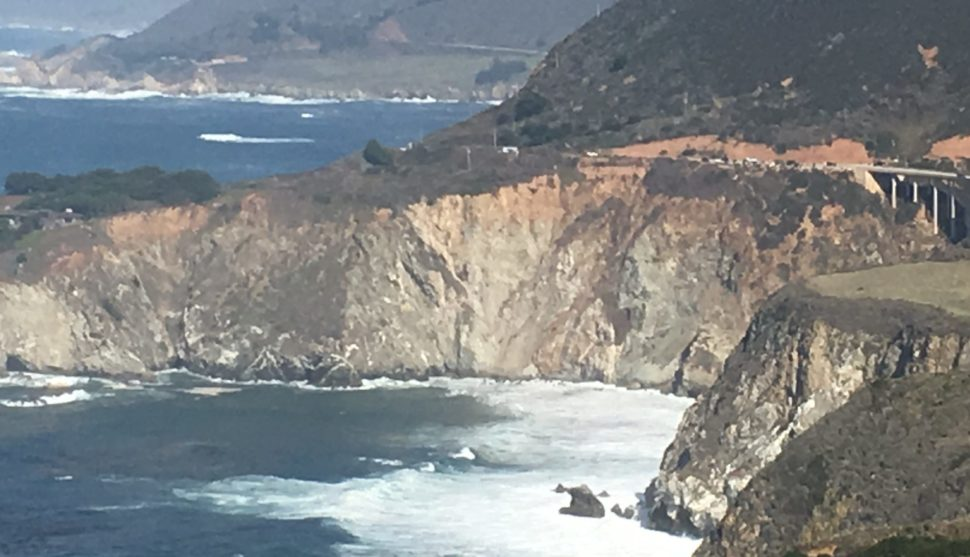 My favorite 3 spots to eat in Big Sur